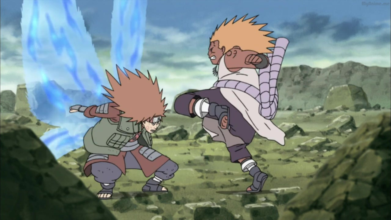 Naruto Shippuden 303 sub indo + Manga Chapter 623 Versi [ .jar]